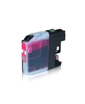 CARTUCCIA COMPATIBILE BROTHER MAGENTA SERIE LC-123M