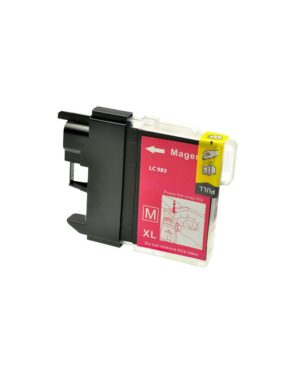 CARTUCCIA COMPATIBILE MAGENTA BROTHER SERIE LC-985M