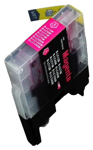 brt1280m1426231687 1 - CARTUCCIA COMPATIBILE BROTHER MAGENTA SERIE LC-1280 - Palermo